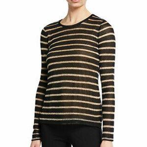 MICHAEL Michael Kors striped top